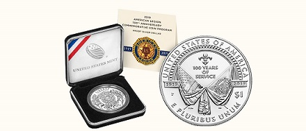 100th Anniversary Coin